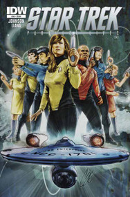 Star Trek Ongoing #30 -- DEC130435