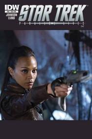 Star Trek Ongoing #30 Subscription Variant -- DEC130436