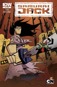 Samurai Jack #5 -- DEC130446