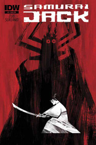 Samurai Jack #5 Subscription Variant -- DEC130447