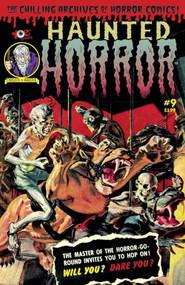 Haunted Horror #9 -- DEC130456