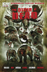 Other Dead #6 (of 6) Subscription Variant -- DEC130458