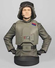 Star Wars General Veers Mini-Bust -- Gentle Giant -- AUG121874