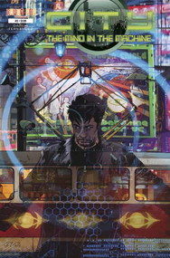 City The Mind In The Machine #1 (of 4) -- DEC130471