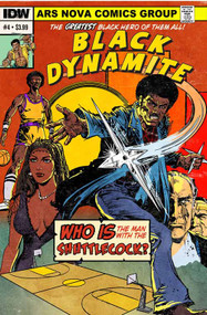 Black Dynamite #4 (of 4) -- DEC130473