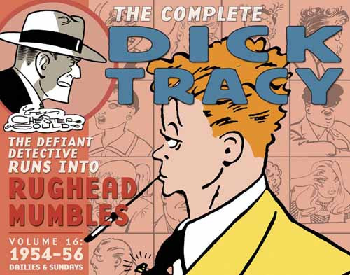Complete Chester Gould Dick Tracy HC Vol 16 -- DEC130476