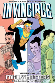 Invincible TPB Vol 01 Family Matters -- DEC130497
