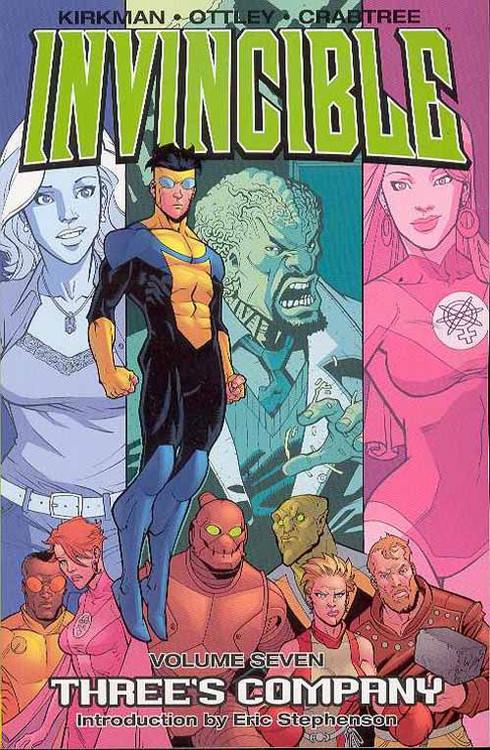 Invincible TPB Vol 07 Threes Company -- DEC130503