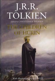 Children Of Hurin (J.R.R. Tolkien, Houghton Mifflin Co) New HC -- BOOK00000003
