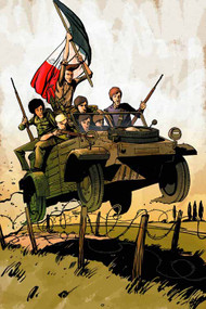 Peter Panzerfaust TPB Vol 01 The Great Escape -- DEC130521