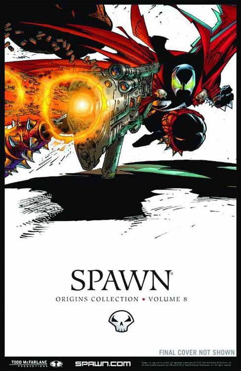 Spawn Origins TPB Vol 08 -- DEC130542