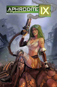 Aphrodite IX #9 Cover B Sejic -- DEC130559
