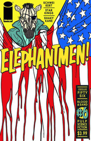 Elephantmen #56 (Mature Readers) -- DEC130569