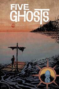 Five Ghosts #10 -- DEC130571