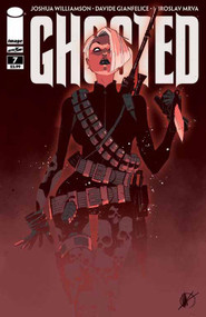 Ghosted #7 (Mature Readers) -- DEC130573