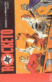 Rocketo Tp Vol 01 Journey To The Hidden Sea -- Frank Espinosa New -- BOOK00000012