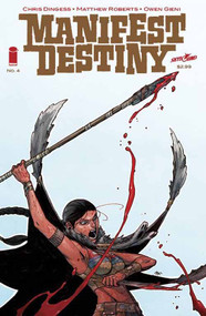 Manifest Destiny #4 -- DEC130580