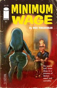 Minimum Wage #2 (Mature Readers) -- DEC130583