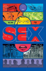 Sex #11 (Mature Readers) -- DEC130594