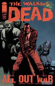 Walking Dead #121 (Mature Readers) -- Robert Kirkman -- DEC130604