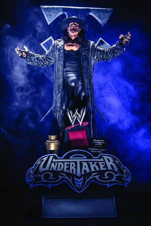 WWE Undertaker Resin Statue -- DEC130608