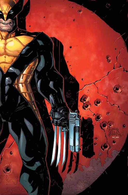 Wolverine #1 Design Variant -- Avengers X-Men X-Force -- DEC130612