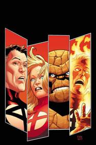 Fantastic Four #1 Blank Variant -- DEC130622