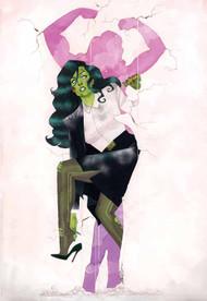 She-Hulk #1 Blank Variant -- Avengers -- DEC130635
