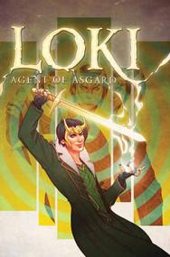 Loki Agent Of Asgard #1 Del Mundo Animal Variant -- DEC130666