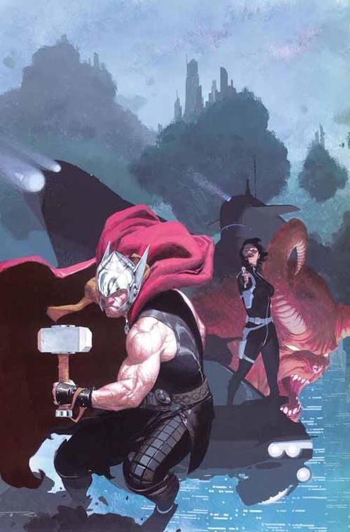 Thor God Of Thunder #19.now -- Avengers -- DEC130667