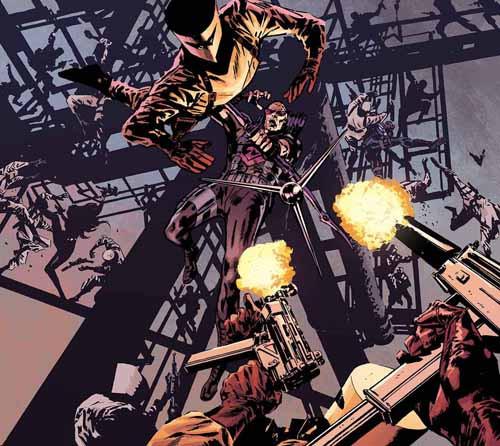 Secret Avengers #15 -- DEC130724