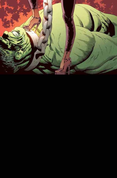Marvel Knights Hulk #3 (of 4) -- Avengers -- DEC130731