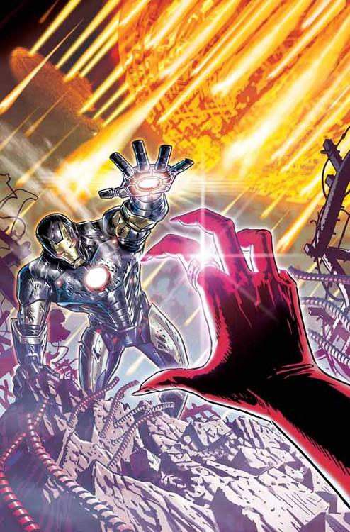Iron Man #21 -- Avengers -- DEC130740