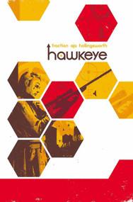 Hawkeye #17 -- Avengers -- DEC130741