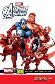 Marvel Universe Avengers Assemble #5 Syu -- DEC130743