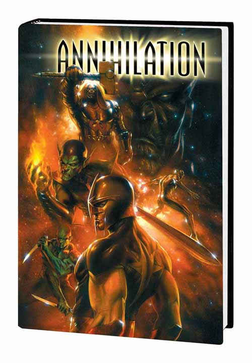 Annihilation Omnibus HC -- DEC130761