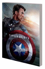 Marvels Captain America First Avenger Screenplay TPB -- DEC130763
