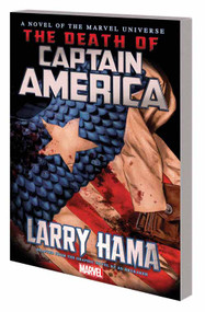 Captain America HC Death Captain America Prose Novel -- DEC130764