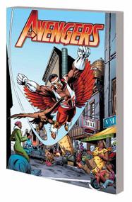 Avengers Falcon TPB -- Avengers -- DEC130765