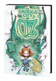 Oz HC Emerald City Of Oz -- DEC130768
