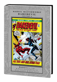 Marvel Masterworks MMW Daredevil HC Vol 08 -- Avengers -- DEC130769