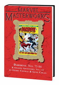 Marvel Masterworks MMW Daredevil HC 08 DM Var Edition 206 -- DEC130770