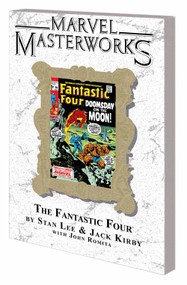Marvel Masterworks MMW Fantastic Four TPB 10 DM Variant 62 -- DEC130772