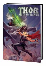 Thor God Of Thunder Premium HC Vol 03 Accursed -- Avengers -- DEC130773