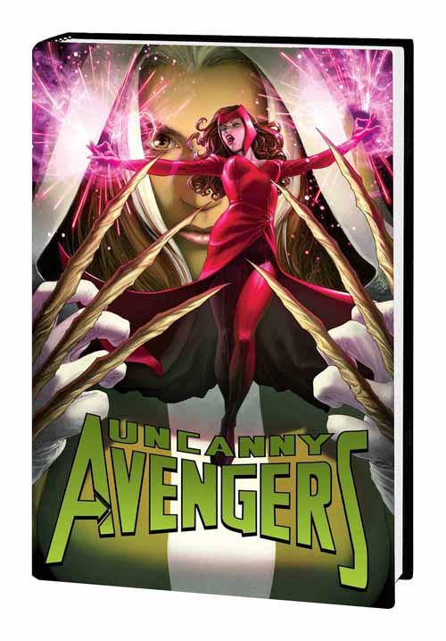 Uncanny Avengers Premium HC Vol 03 Ragnarok Now -- DEC130774