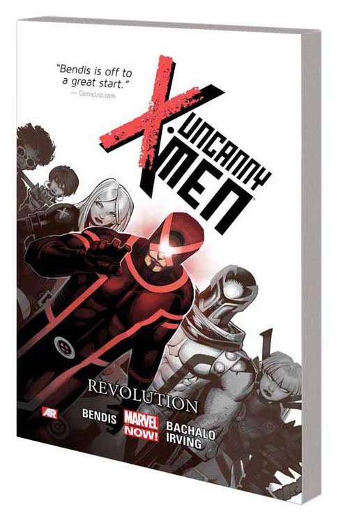 Uncanny X-Men TPB Vol 01 Revolution -- DEC130777