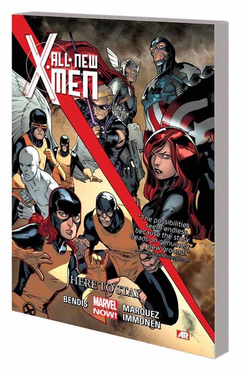 All New X-Men TPB Vol 02 Here To Stay -- DEC130778