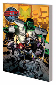 Secret Avengers TPB Vol 02 Iliad -- DEC130779