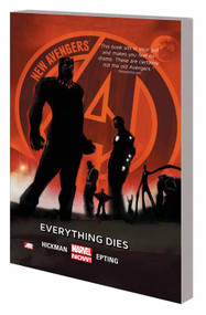 New Avengers TPB Vol 01 Everything Dies -- DEC130780