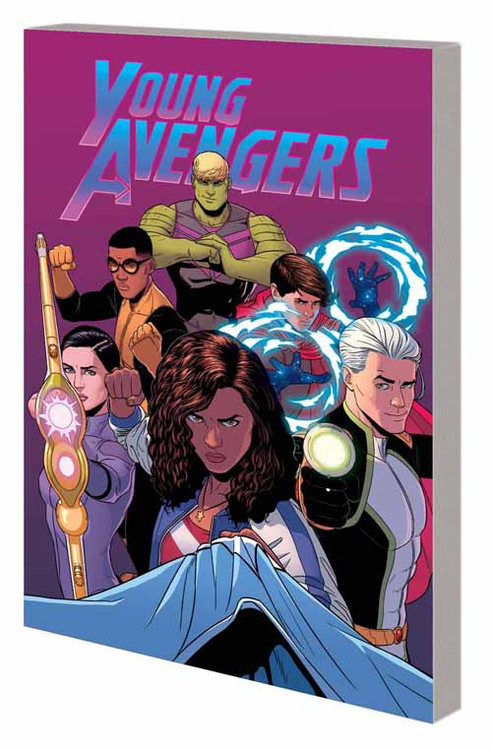 Young Avengers TPB Vol 03 Mic Drop Edge Time And Space -- DEC130782